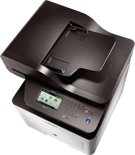 Samsung CLX-6260FW Farblaser-Multifunktionsdrucker A4 Drucker, Scanner, Kopierer, Fax LAN, WLAN, Duplex, Duplex-ADF
