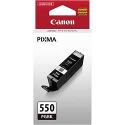 Náplň do tlačiarne Canon PGI-550PGBK 6496B001, čierna