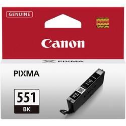 Náplň do tlačiarne Canon CLI-551BK 6508B001, foto čierna