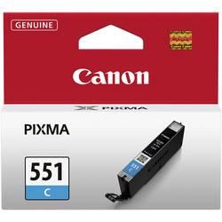 Náplň do tlačiarne Canon CLI-551C 6509B001, zelenomodrá