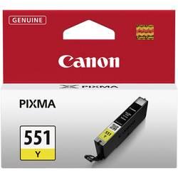 Náplň do tlačiarne Canon CLI-551Y 6511B001, žltá