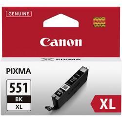 Náplň do tlačiarne Canon CLI-551BK XL 6443B001, foto čierna