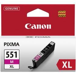 Náplň do tlačiarne Canon CLI-551M XL 6445B001, purpurová
