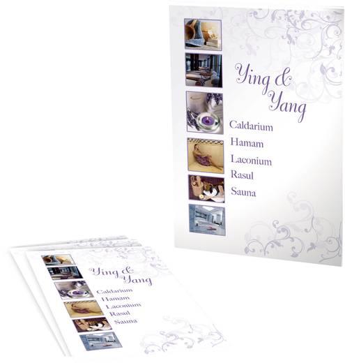 Tintenstrahl Druckerpapier Avery-Zweckform 2579-100 2579-100 DIN A4 150 g/m² 100 Blatt Weiß