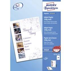 Papier do atramentovej tlačiarne Avery-Zweckform Superior Inkjet Paper, 2579-100 A4, 100 listov