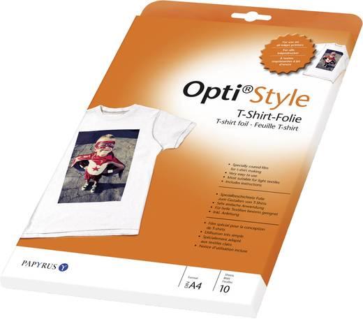 Papyrus Opti® Style T-Shirt-Folie für helle Textilien
