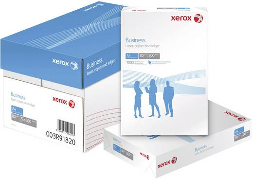 Xerox Druckerpapier, Business ECF, DIN A3, 80 g/m², 500 Blatt N/A