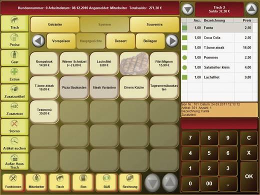 PosBill® Kassensoftware für die Gastronomie