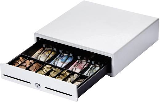 Metapace K-2 Kassenschublade Weiß Kompakt-Format