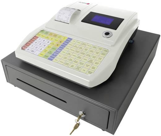 Olympia CM 942F Registrierkasse Hellgrau Optionaler Akkubetrieb, über PC programmierbar