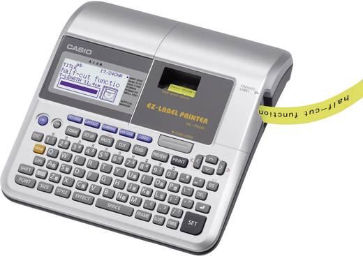 Beschriftungsgerät Casio KL-7400 Geeignet für Schriftband: XR 6 mm, 9 mm, 12 mm, 18 mm, 24 mm