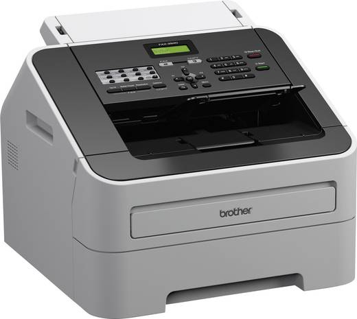 Brother FAX-2940 Laser-Faxgerät Sende- /Empfangsspeicher 500 Seiten