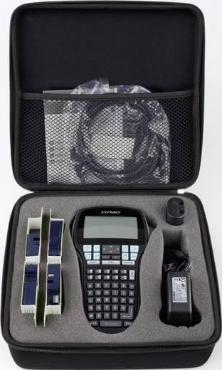 Beschriftungsgerät DYMO Labelmanager 420P Koffer-Set Geeignet für Schriftband: D1 6 mm, 9 mm, 12 mm, 19 mm