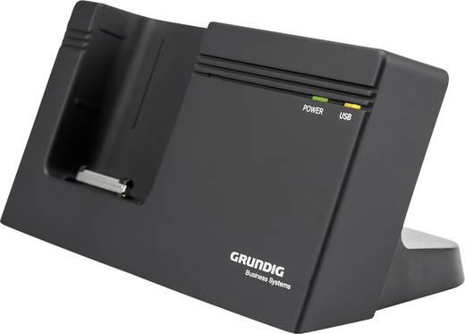 Digitalgerät-Zubehör Grundig Business Systems Digita Docking-Station 447 Set Schwarz SCM4470