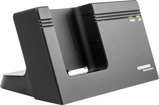 Digitalgerät-Zubehör Grundig Business Systems Digita Docking-Station 447 Set Schwarz SCM4470
