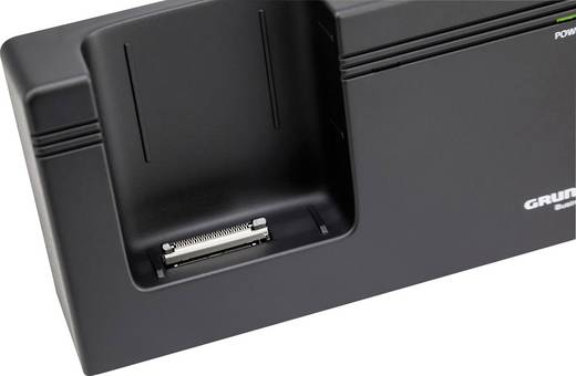 Digitalgerät-Zubehör Grundig Business Systems Set Station Digita 447 Schwarz SCM4470