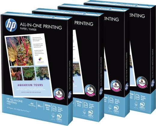 Universal Druckerpapier HP All-In-One Printing CHP712 4er Set DIN A4 80 g/m² 1000 Blatt Weiß