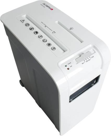Aktenvernichter Olympia PS 28 CCD Partikelschnitt Sicherheitsstufe 3 Vernichtet auch CDs, DVDs, Kreditkarte
