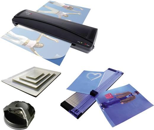 Laminiergeräte-Set Olympia A 230 Set 3113 DIN A4, DIN A5, DIN A6, DIN A7, DIN A8, Visitenkarten