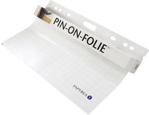 Präsentations-Folie Papyrus 88026278 88026278 60 cm x 20 m Weiß Wiederablösbar 1 Rolle(n)