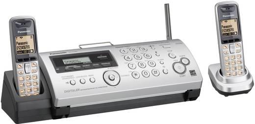 Panasonic KX-FC266G-S Thermotransfer-Faxgerät Sende- /Empfangsspeicher 25 Seiten