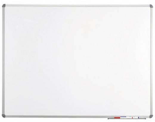 Maul Whiteboard MAULstandard (B x H) 300 cm x 120 cm Weiß kunststoffbeschichtet Inkl. Ablageschale, Quer- oder Hochforma