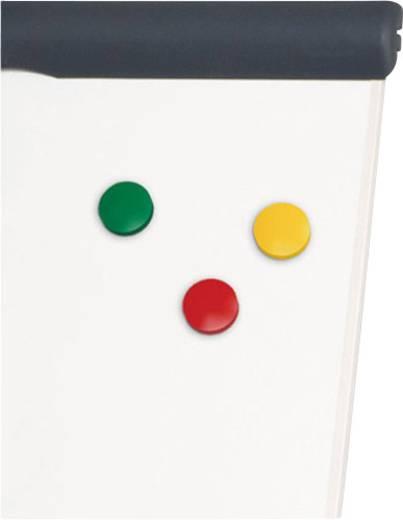 MAUL Flipchart Standard, Dreibein, höhenverstellbar, magnethaftend, silber, 6372082
