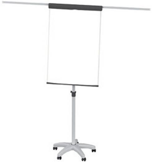 Maul Mobiles Flipchart MAULstandard (B x H) 66 cm x 97 cm Grau Inkl. Ablageschale, Inkl. Blockhalter, Inkl. Papierhalter
