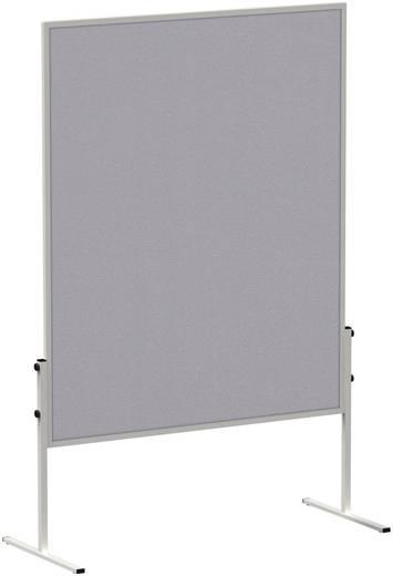 Maul Moderationstafel Solid Filz Grau 6365682