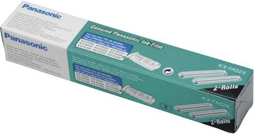 Panasonic Thermo-Transfer-Rolle Fax Original 100 Seiten Schwarz 2 Rolle(n) KX-FA52X KX-FA52X