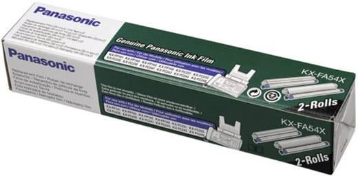Panasonic Thermo-Transfer-Rolle Fax Original 105 Seiten Schwarz 2 Rolle(n) KX-FA54X KX-FA54X
