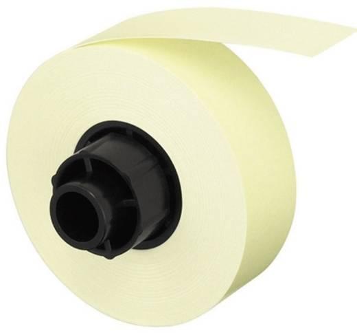 Schriftband Casio Labemo XA-9YW1 Bandfarbe: Gelb Schriftfarbe:Schwarz 9 mm 5 m