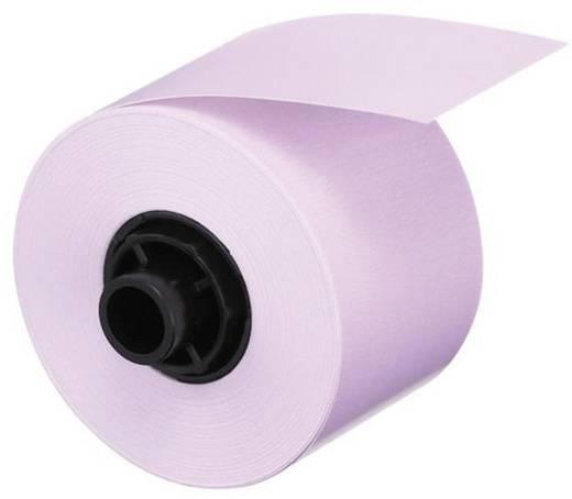 Schriftband Casio Labemo XA-18PK1 Bandfarbe: Rosa Schriftfarbe:Schwarz 18 mm 5 m