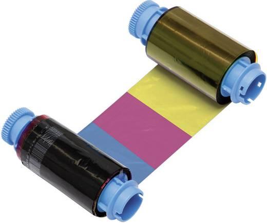 Metapace Thermo-Transfer-Rolle Etikettendrucker Original Schwarz, Cyan, Magenta, Gelb 1 Rolle(n) YMCKO C-1 fbmpc1-1