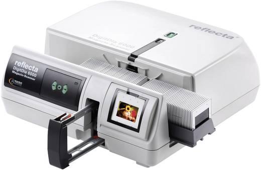 Reflecta DigitDia 6000 Diascanner 5000 x 5000 dpi Staub- und Kratzerentfernung: Hardware Automatikbetrieb