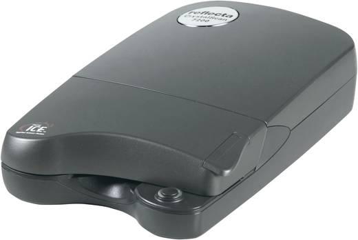 Diascanner, Negativscanner Reflecta CrystalScan 7200 7200 x 3600 dpi Staub- und Kratzerentfernung: Hardware