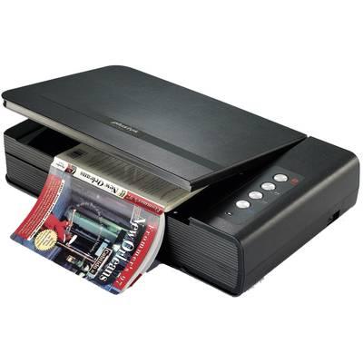 Plustek Opticbook 4800 Buchscanner A4 1200 X 1200 Dpi Usb Bücher Dokumente Fotos Visitenkarten