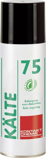 Kältespray nicht brennbar CRC Kontakt Chemie FREEZE 75 84413-AJ 400 ml