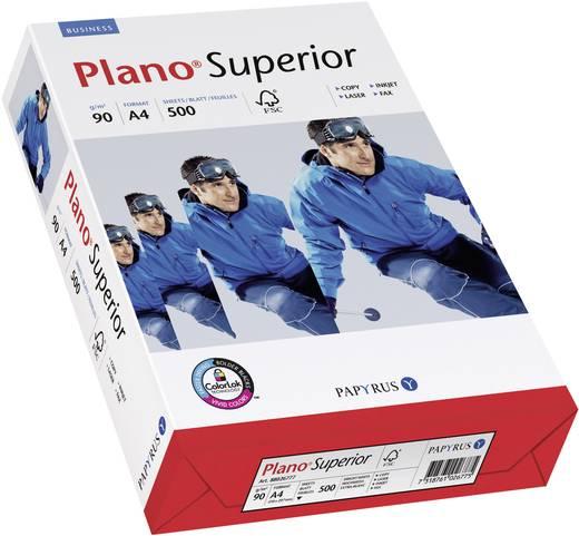 Universal Druckerpapier Papyrus Plano Superior 88026780 DIN A4 90 g/m² 500 Blatt Weiß