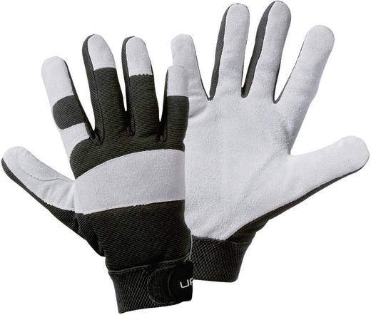 Rindspaltleder Arbeitshandschuh Größe (Handschuhe): 10, XL EN 388 CAT II L+D Upixx Utility 1650 1 Paar