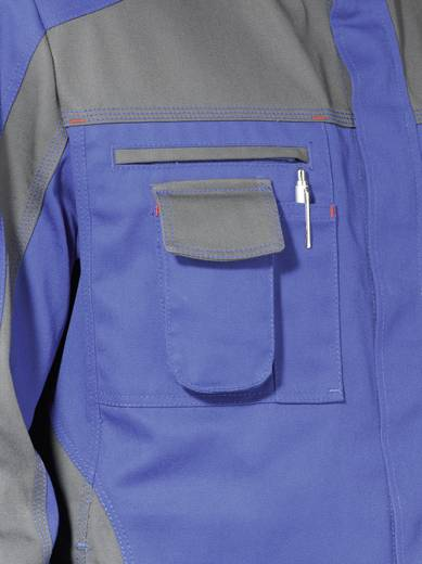 Kübler Active Wear 352045 Jacke Image Vision Korn-Blau, Anthrazit 54