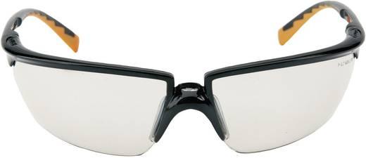 Schutzbrille 3M SOLUS SOLUS4SO Schwarz, Orange DIN EN 166-1