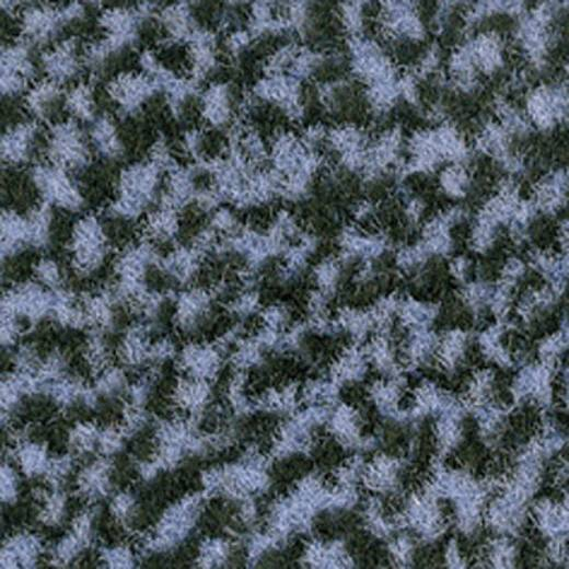 VYNA PLUSH; EING.MATTE BLK/BLU 1.5x0,9 m
