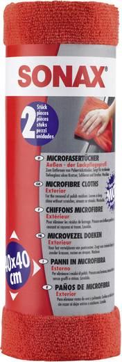 Microfasertuch außen Sonax 416241 2 St.