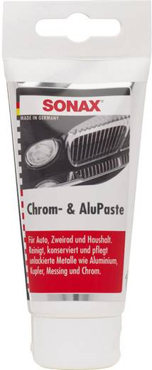 Chrom und Alupaste Sonax 308000 75 ml