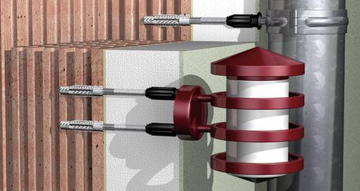 Fischer 045696 fischer Thermax 10/180 Stahl verzinkt/Nylon 22 mm 1 St.