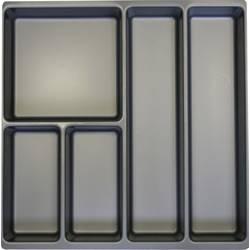 Organizér do zásuvky, 955, 43,5 cm x 6 cm x 43 cm
