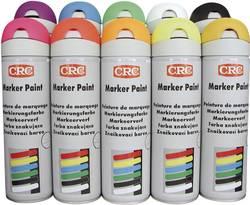 Peinture de marquage MARKER PAINT rouge (fluorescent) 500 ml CRC 10155-AA
