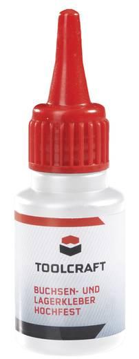 TOOLCRAFT Buchsen-Lagerkleber 886526 10 ml