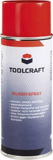 TOOLCRAFT Silikonspray 400 ml